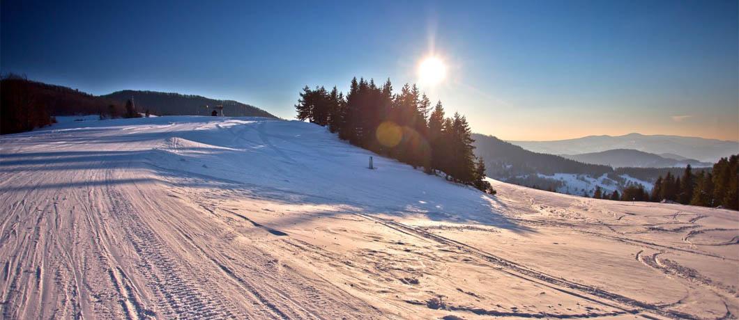 Stacja narciarska Dwie Doliny