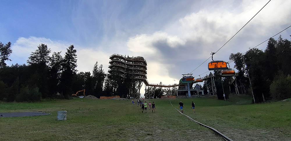 Wieża widokowa w Krynicy - zdj01