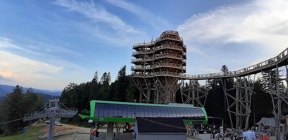 Wieża widokowa w Krynicy - zdj02